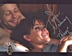 IN PERSON AUTOGRAPHS on Pinterest | Sons Of Anarchy, Katey ...