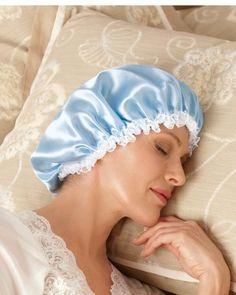 TOPSELLER! National Satin Sleep Cap $5.95