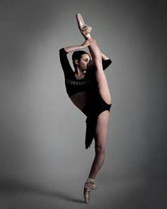 flexible much? Amazing