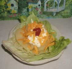 3 Generations of Southern Recipes My mother had this salad plate on our table weekly usually on Sunday Dinner . . .