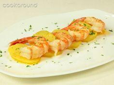 Gamberoni e patate: Ricette di Cookaround | Cookaround