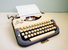 1950's German typewriter