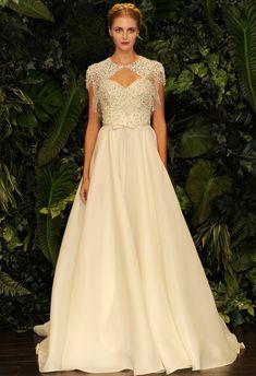 naeem khan, wedding dressses, bridal collection, winter wedding dresses, wedding ideas, dress wedding, gown, romantic weddings, winter weddings