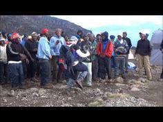 Kev climbs Kilimanjaro! Watch this video a Thomson Safaris guest filmed of his climb.