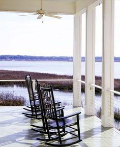 Lowcountry Porch Sittin'