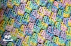 15 Free Crochet Dishcloth Patterns - About