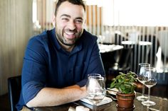 Mark Murphy - Clubhouse Food & Beverage Executive and creator of the new 'Jump Start Jetsetter' detox mocktail.