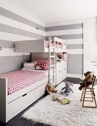 tiny bedrooms, modern bunk beds, bedroom furniture, kid rooms, nurseri, inspir idea, camarot, kids
