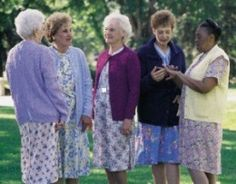 did a search and typed in old lady clothes this is what came up..I'm