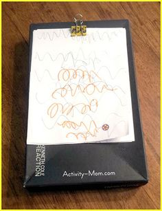The Activity Mom: Clipboard for Kids