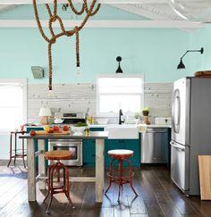 Veja mais em Casa de Valentina: http://www.casadevalentina.com.br/ #details #interior #design #decoracao #detalhes #decor #home #casa #design #idea #ideia #charm #charme #kitchen #cozinha #vintage #casadevalentina