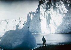 Face of the Neumeyer Glacier, 1915