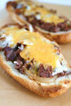 Philly Cheese Steak Melts | Tasty Kitchen: A Happy Recipe Community!