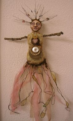 Electric Fairy by Clarissa Callesen