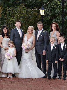 Jamie Lynn Spears is married y'all!