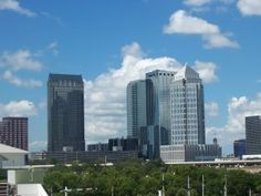 Tampa, Florida area