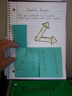 math journal angles, classroom, anglesmath journal, anglemath journal, math lesson