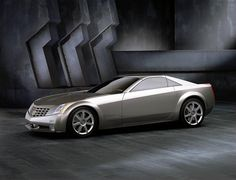 The 1999 Evoq concept--Cadillac's wake-up call.
