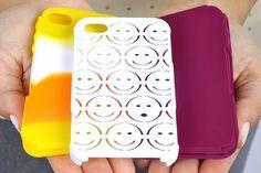 Happy Day - iPhone 4 Case Set #NeatoPinToWin