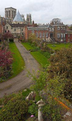 York Minster  , England