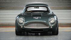 rare Aston Martin DB4GT Zagato 'Sanction II'