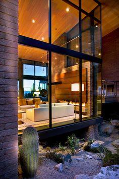desert home in Catalina Foothills, Arizona