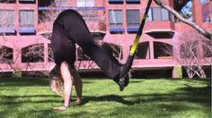 TRX Suspension Training® for Figure Building, via YouTube.