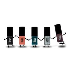 Loving the Fall Tess Giberson collection by @JINsoonOfficial #nails #SephoraNailspotting #Sephora #nails #nailpolish