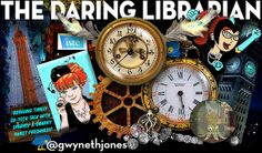 Gwyneth Jones, aka The Daring Librarian, is a must TL blog to follow!