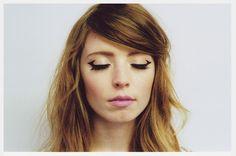 very cool eyeliner