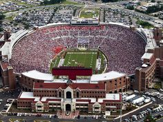Since its opening more than six decades ago, Doak Campbell Stadium in Tallahassee, Florida has grown from a small facility into one of the most famous football stadiums in the nation. Due to increased fan support, the stadium has been expanded many times. Expansions in 1954, 1961, and 1970 increased the seating capacity to 40,500 and again in 1982 and in the 1990s to its present capacity of over 82,000. FYI - Doak Campbell Stadium is the largest building in the U.S. constructed of bricks.