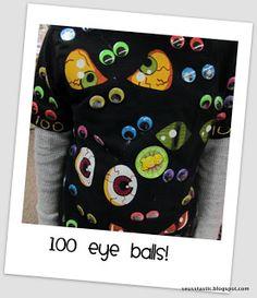 100th day ideas & a freebie!