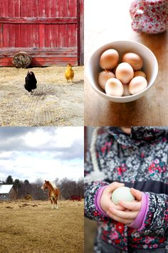 lovely post (including recipes) re: trip to rural vermont.