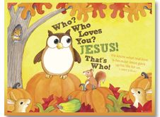CTA free resources - Christian Harvest Festivals downloadable, fillable, printable church bulletin,  Fall theme -- except say Whoo helps us make wise choices?
