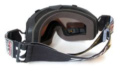 Recon-Zeal Transcend GPS Enabled Goggles. SO SICK.