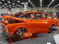 Very cool C10