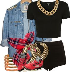Swag outfit   polyvore pictures