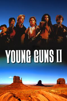 Young Guns 2 movie
