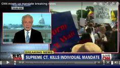 Whoops ... CNN, Fox fail the Supreme Court ruling!