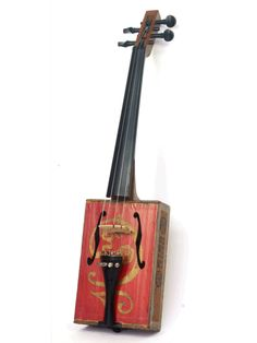 Image of King Cigar Box Fiddle