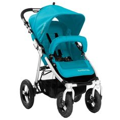 {Project Nursery's picks for hottest strollers this year} The Bumbleride Indie 4 Stroller is all-terrain yet very compact! #babygear