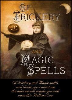 Of Trickery and Magic Spells