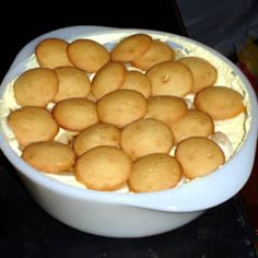 Uncooked Banana Pudding Recipe  So easy and SO stinkin good!