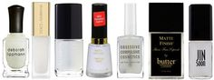 Best Matte Top Coat Nail Polishes