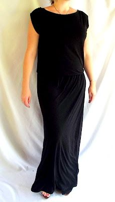 Morning by Morning Productions: Sacks Fifth Avenue Knock Off Dress