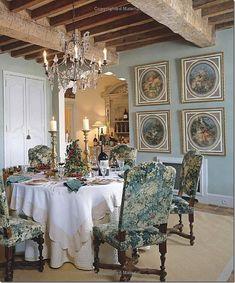 Le Mas de Baraquet, Provence