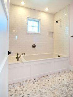 Broadway Traditional Custom - traditional - bathroom - orange county - Christiano Homes, Inc.