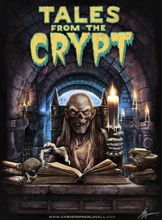 Love tales from the crypt