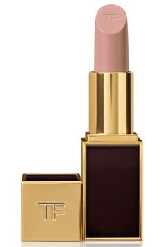 The 12 Best Nude Lipsticks - List of Best Nude Lipsticks - Harper's BAZAAR Tom Ford Lip Color in Blush Nude