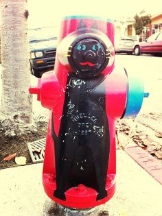 fire hydrant makeover